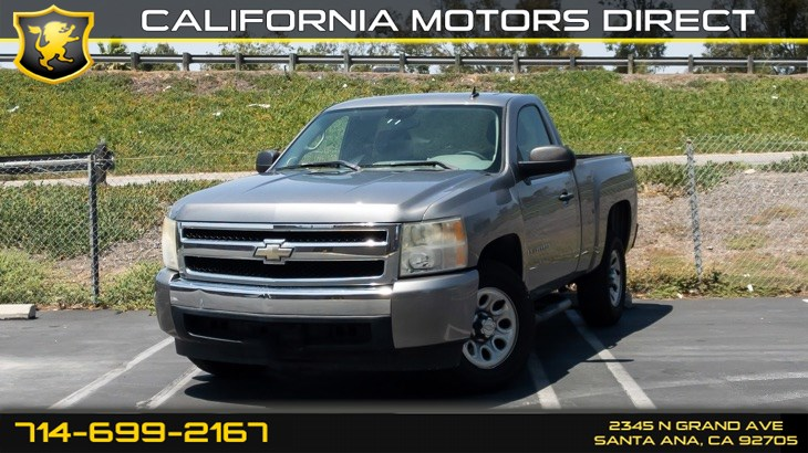 2008 Chevrolet Silverado 1500 Work Truck (CD Player, A/C)