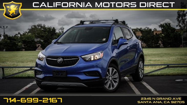 2018 Buick Encore Preferred (Roof Rack & Backup Camera)