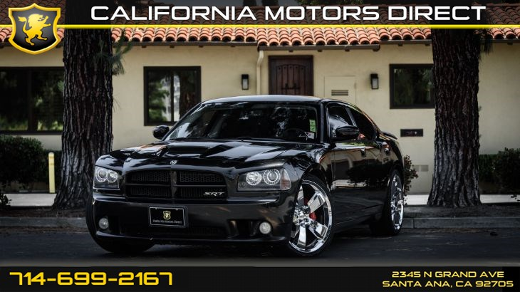 2010 Dodge Charger SRT8 (SRT Option Pkg II & III)