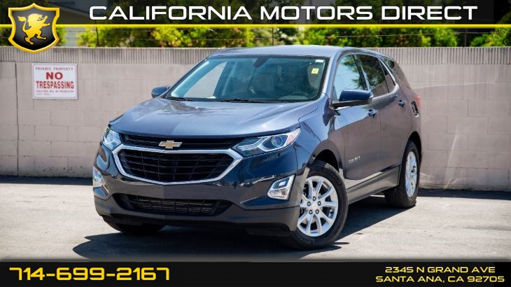 2018 Chevrolet Equinox LT (Backup Camera, Power Liftgate)