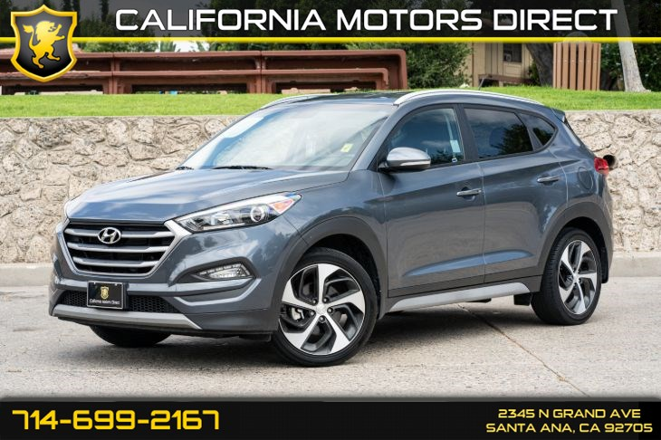 2017 Hyundai Tucson Sport (w/Back-Up Camera/Bluetooth)