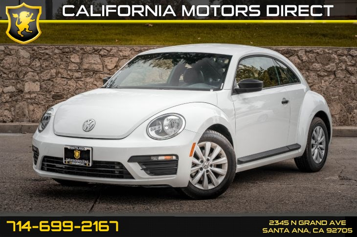 2017 Volkswagen Beetle 1.8T Fleet (w/Cruise Control/Keyless Entry)