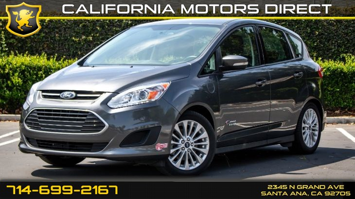 2017 Ford C-Max Energi SE (w/Equipment Group 401 A/Navigation)