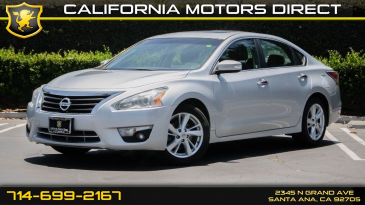 2014 Nissan Altima 2.5 SV (w/Convenience Package/Remote Engine Start)