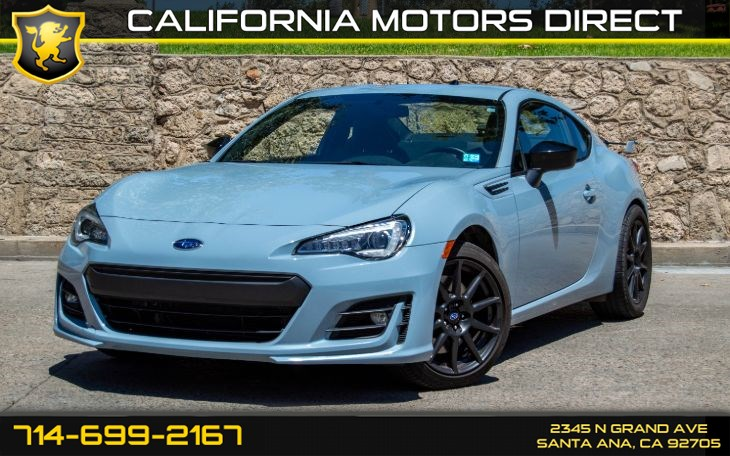 2019 Subaru BRZ Limited (Heated Seats, Bluetooth)