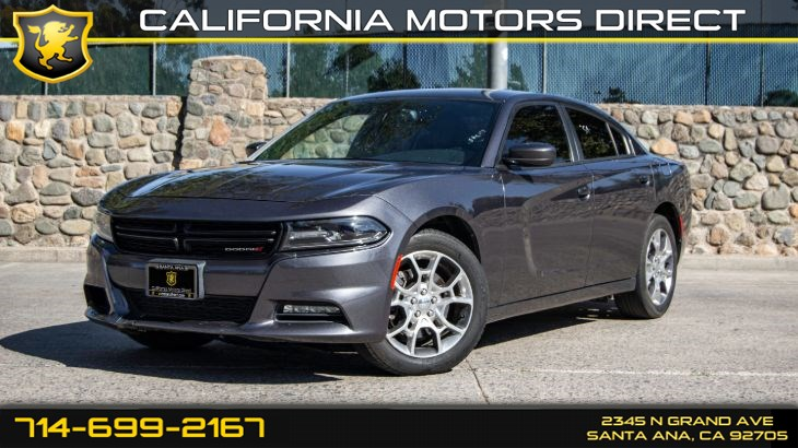 2016 Dodge Charger SXT (Bluetooth, A/C)