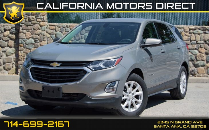 2018 Chevrolet Equinox LT (w/1.5L TURBO/BLUETOOTH)