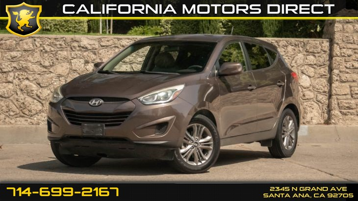 2014 Hyundai Tucson GLS (w/ CD Player / Keyless Entry)