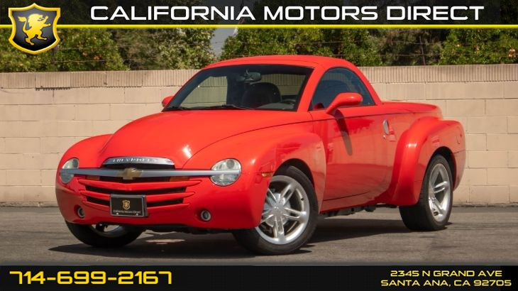 2004 Chevrolet SSR LS  (w/ Rear Cooler/ CD Player)