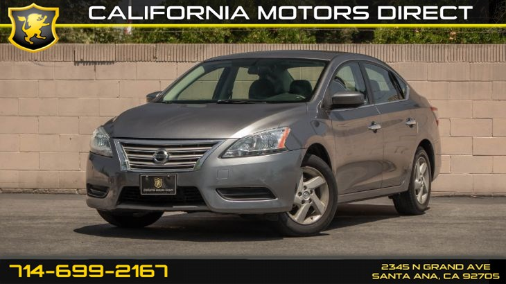2015 Nissan Sentra SV (w/ Back-Up Camera / Keyless Start)