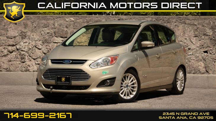 2016 Ford C-Max Energi SEL (w/Smart Device Integration/  Keyless Start)