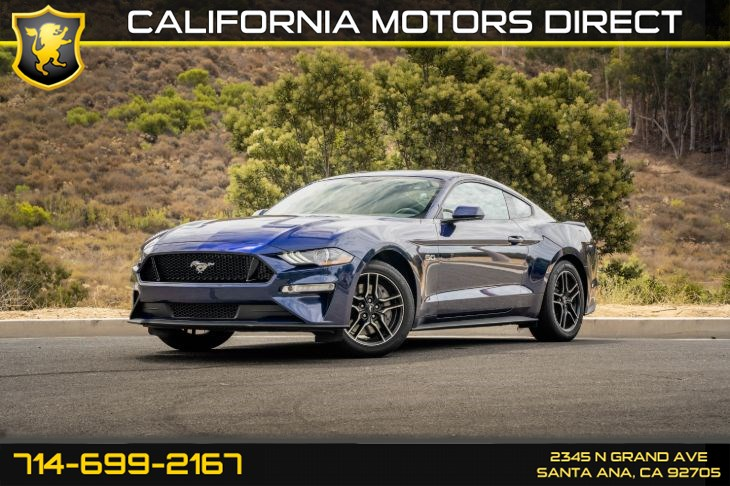2018 Ford Mustang GT (w/Back-Up Camera/Bluetooth)