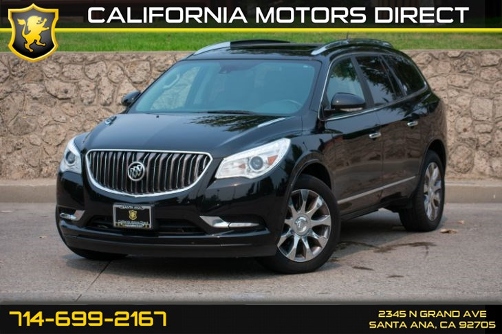 2017 Buick Enclave Premium (w/Bluetooth/Back-Up Camera)
