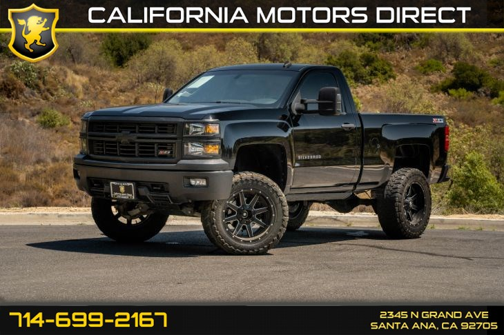 2014 Chevrolet Silverado 1500 LT (w/Back-Up Camera/Power Driver Seat)