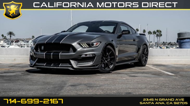 2016 Ford Mustang Shelby GT350 (w/5.2L Ti-VCT V8/Keyless Start)