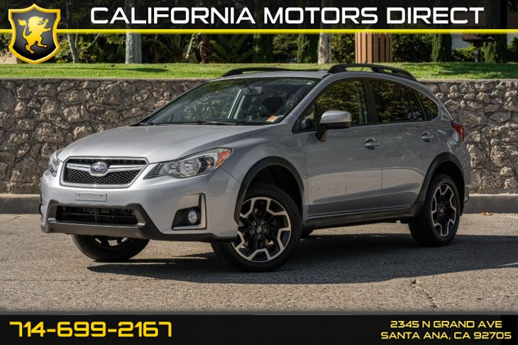 2017 Subaru Crosstrek Premium (w/Bucket Seats/Bluetooth)