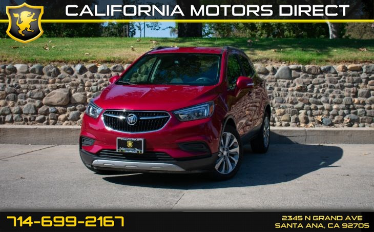 2018 Buick Encore Preferred (w/Bluetooth/Back-Up Camera)