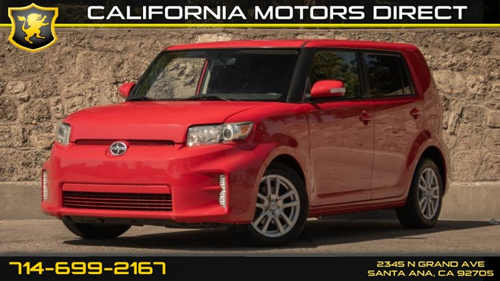 2014 Scion xB (w/ Premium Sound System/ Keyless Entry)
