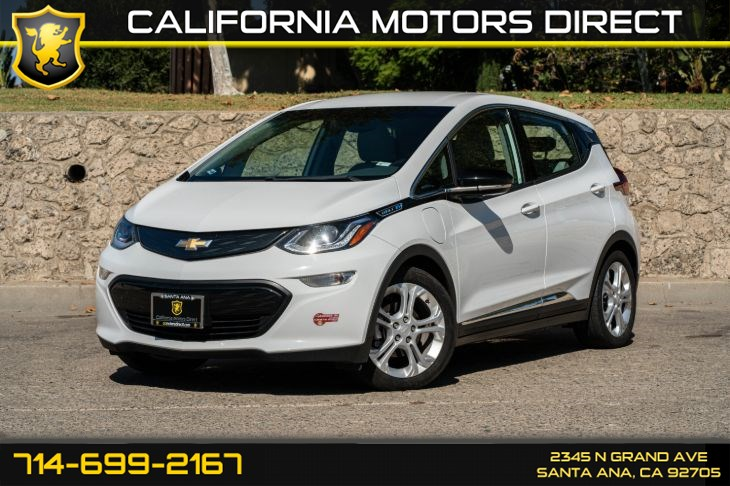 2017 Chevrolet Bolt EV Premier (w/Premium Sound System/Back-Up Camera)