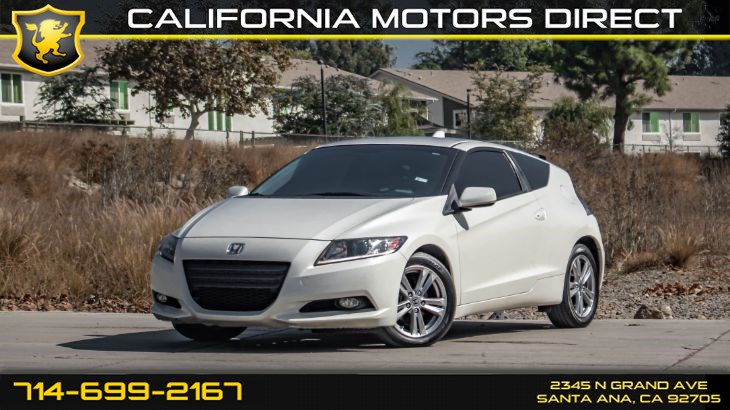 2012 Honda CR-Z EX (w/ Keyless Entry/ Bluetooth Connection)