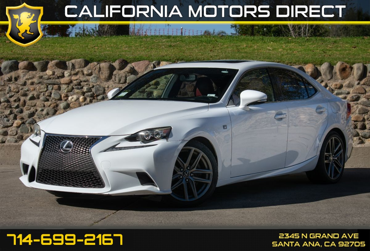 2014 Lexus IS 250 (w/Bluetooth/Cruise Control)