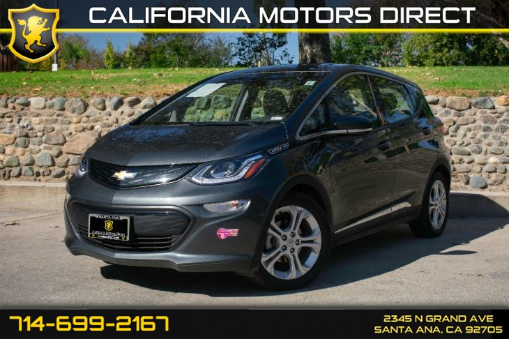 2017 Chevrolet Bolt EV LT (w/Comfort & Convenience and Driver Confidence)