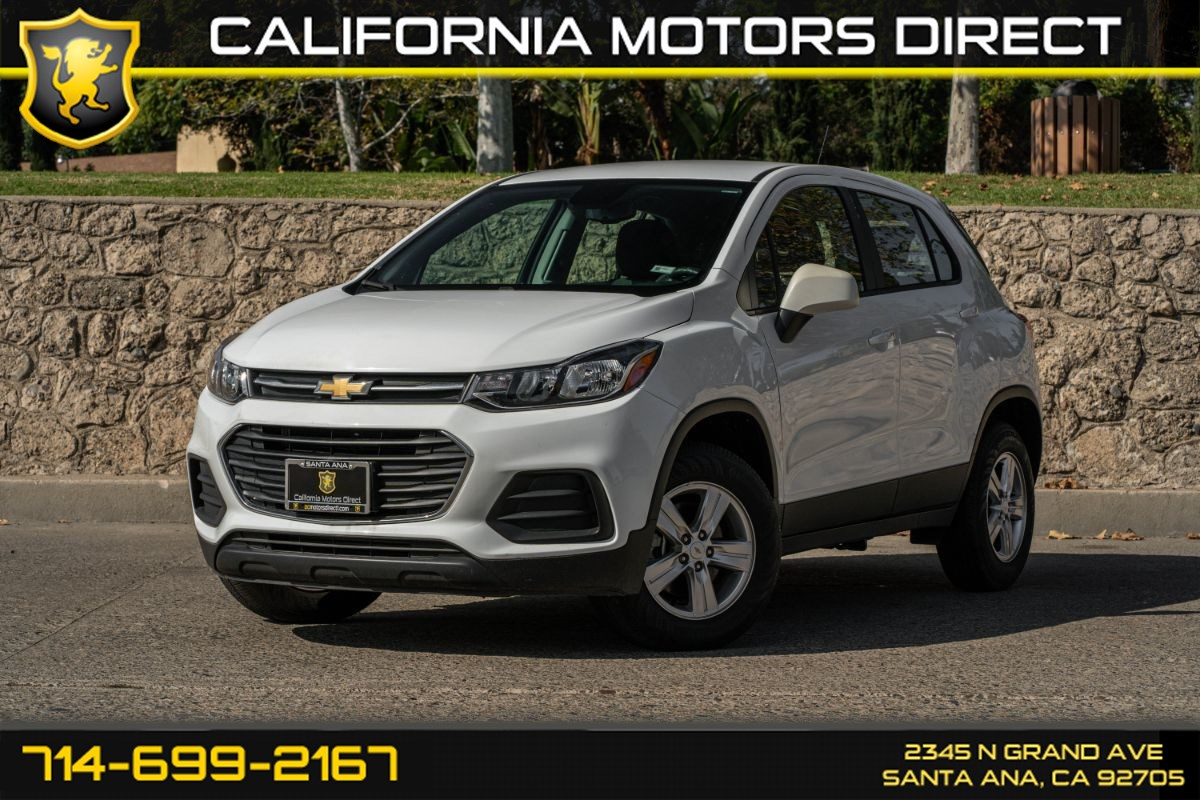 2017 Chevrolet Trax LS (W/Back-Up Camera/Keyless Entry)
