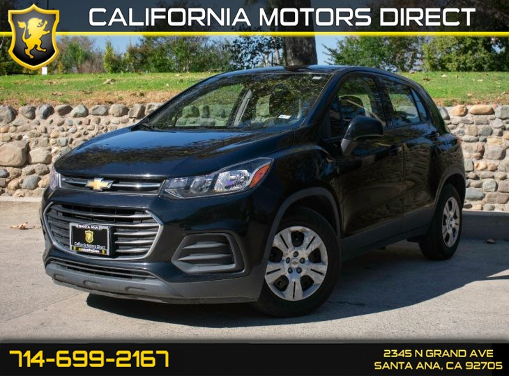 2017 Chevrolet Trax LS (w/Bluetooth/Back-Up Camera)
