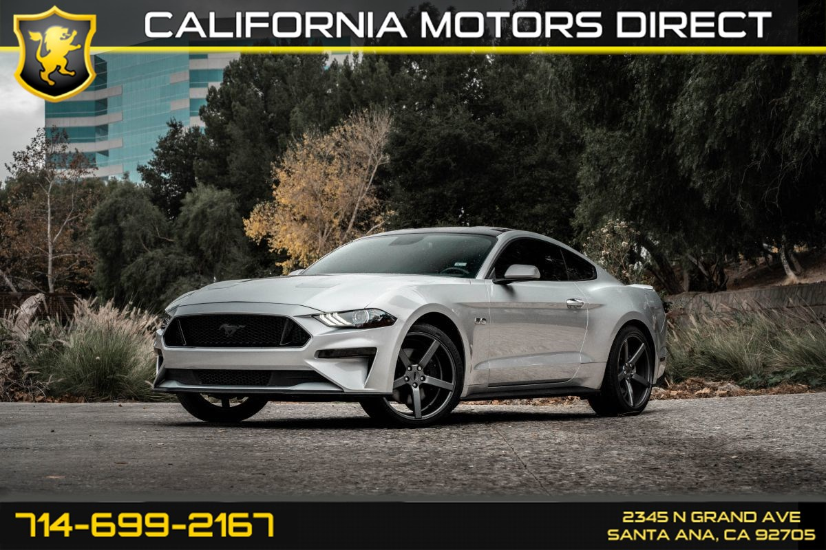 2019 Ford Mustang GT (W/Back-Up Camera/5.0L V8)