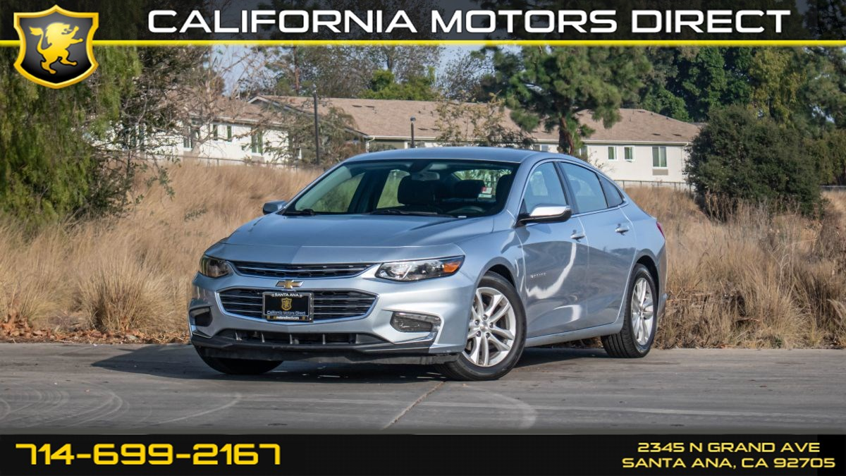 2018 Chevrolet Malibu LT (w/ WiFi Hotspot/ Back-Up Camera)