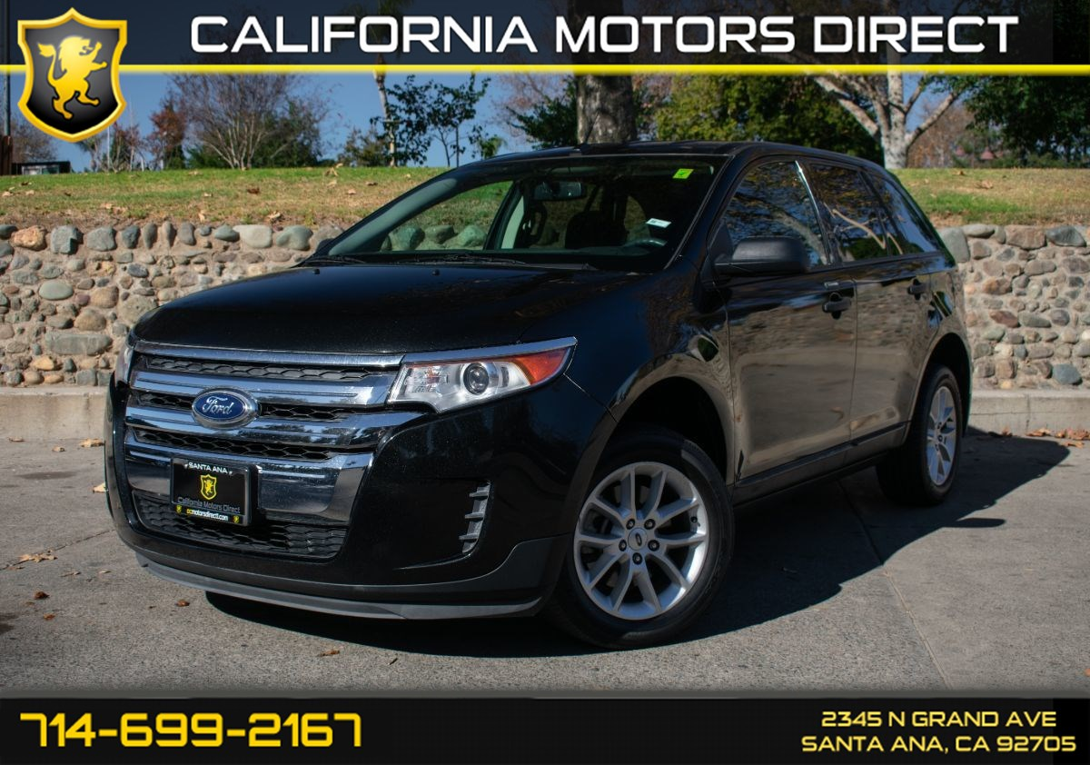 2014 Ford Edge SE (w/Convenience Group/SYNC Voice-Activated Sys)