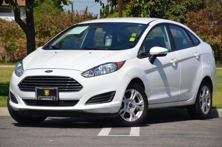 Used 2016 Ford Fiesta Se In Stanton