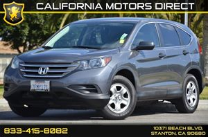 View 2014 Honda CR-V