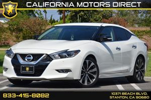 View 2016 Nissan Maxima