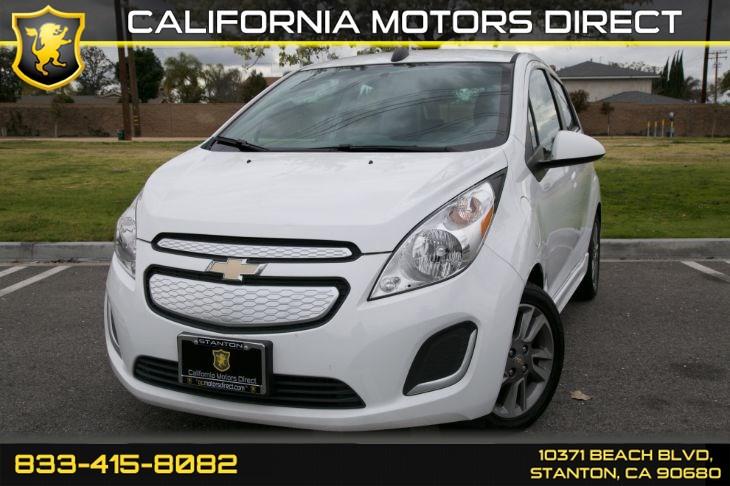 Used 2016 Chevrolet Spark Ev Lt In Stanton