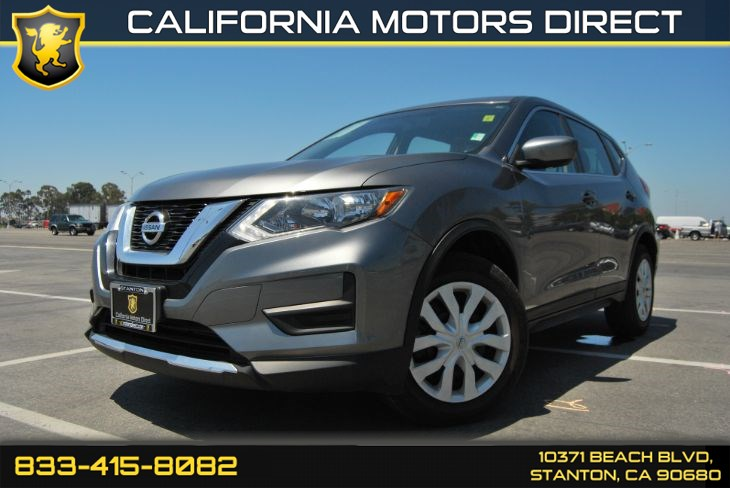 2017 Nissan Rogue S Cruise Control W/Convenience Backup Camera