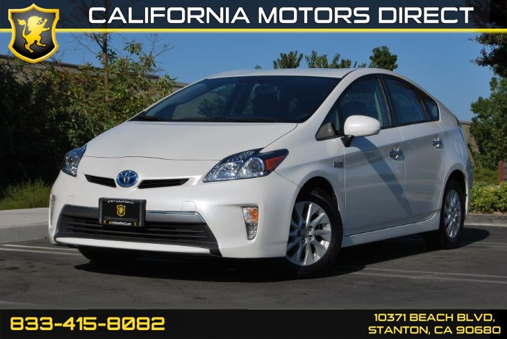 2015 Toyota Prius Plug-In Technology Package