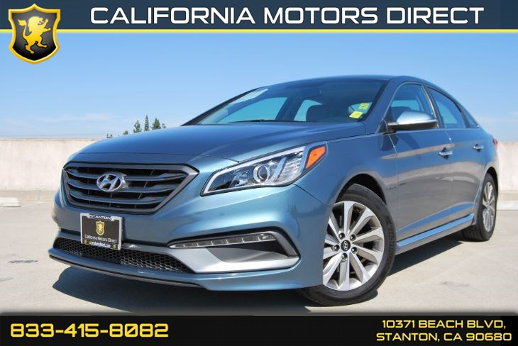 2016 Hyundai Sonata 2.4L Sport Value Edition Package