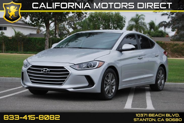 2018 Hyundai Elantra SEL W/ Auto Dimming Rearview Mirror