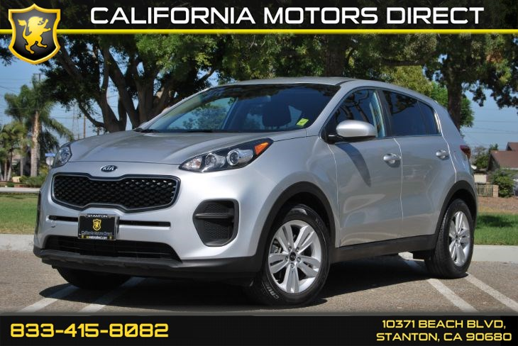 2017 Kia Sportage LX W/ Convenience Backup Camera