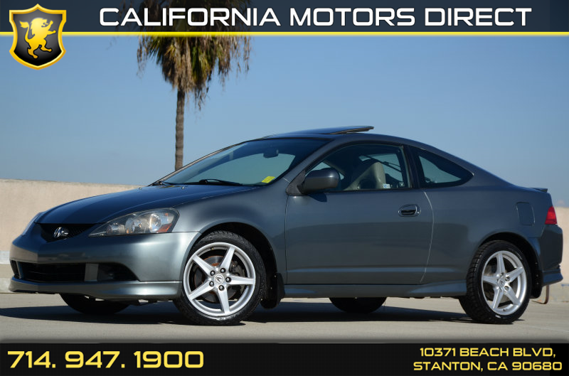 Sold 2006 Acura Rsx Type S In Stanton