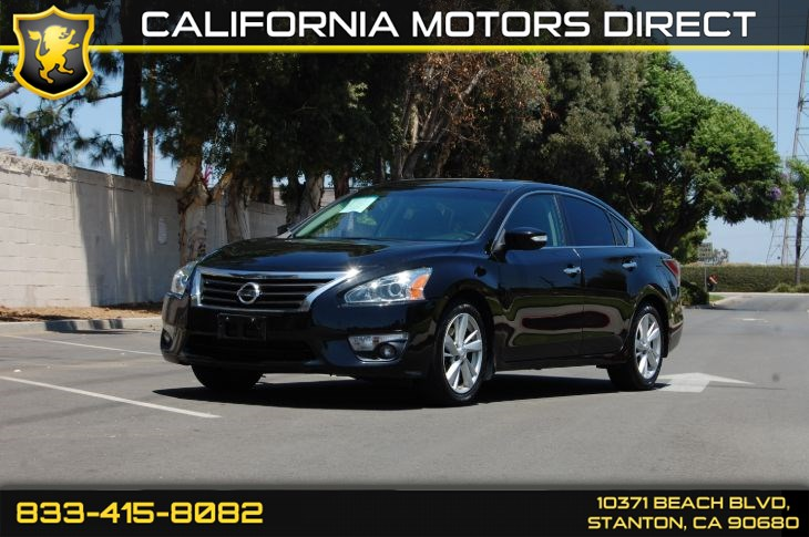 2015 Nissan Altima 2.5 SL (Power Sunroof & Backup Camera)