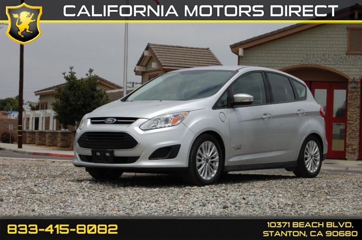 sold 2017 ford c max energi se driver assist package w reverse sensing system in stanton california motors direct