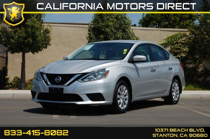 2017 Nissan Sentra S  (Bluetooth Audio)