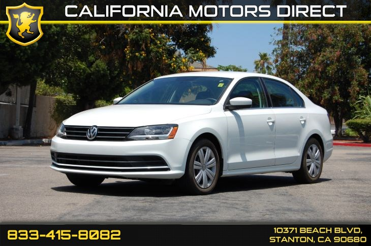 2017 Volkswagen Jetta 1.4T S (Rear View Camera & Bluetooth Audio)