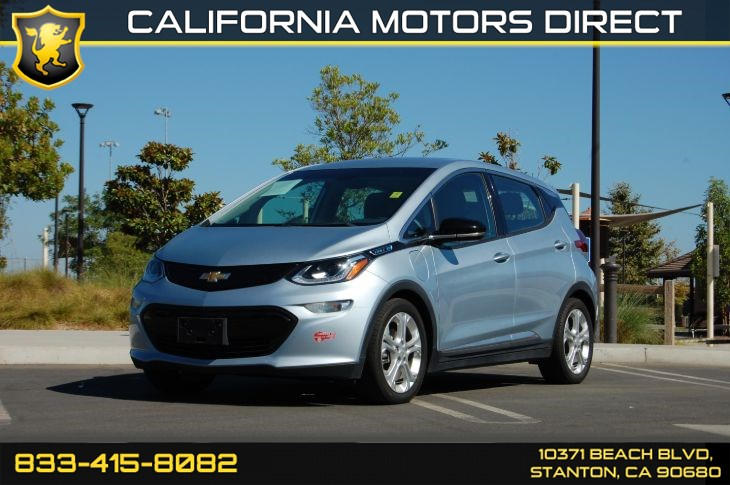 2017 Chevrolet Bolt EV LT (Apple CarPlay & Rear View Camera)