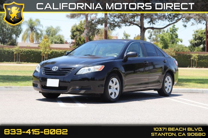 2007 Toyota Camry CE (Preferred Premium Accessory PKG)