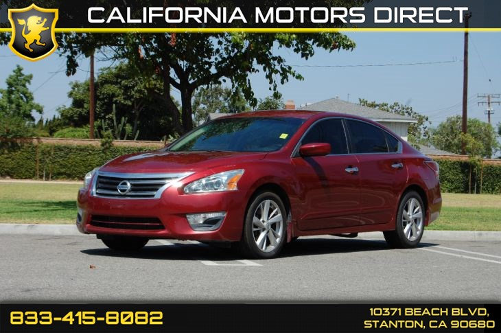 2014 Nissan Altima 2.5 SV (Bluetooth Audio & Rear View Camera)