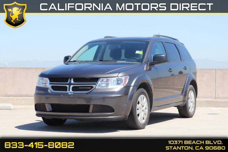 2016 Dodge Journey SE(Flexible Seating Group &  Bluetooth)