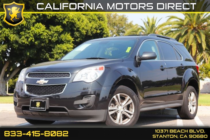 2015 Chevrolet Equinox LT(Back-up Camera & Bluetooth)